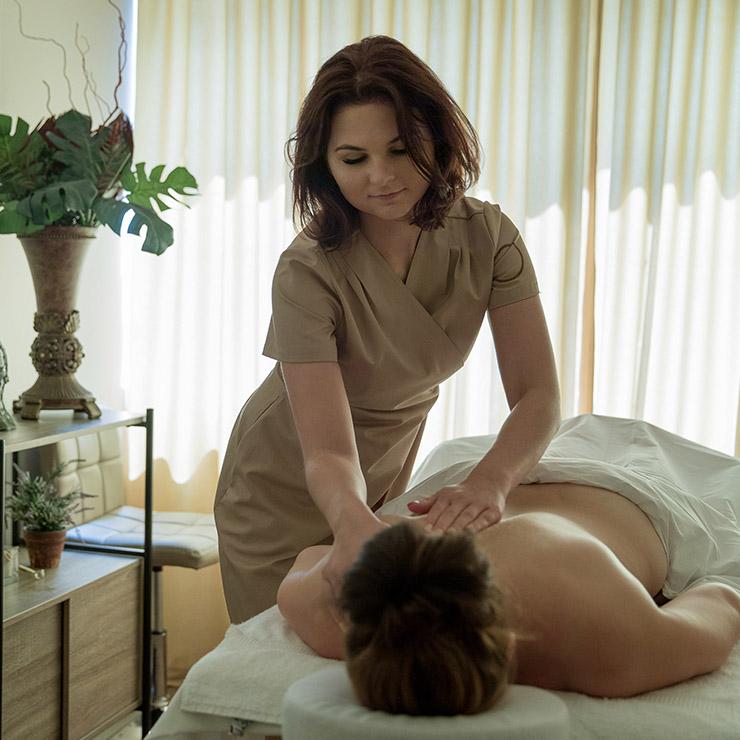 Atlapaiduojantis masažas vyrams ir moterims
